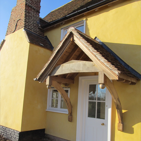 Bullock Cross Hilary Brightman conservation architect listed buildings Essex East Anglia