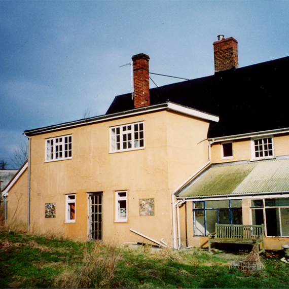 Mill Farm Hilary Brightman conservation architect listed buildings Essex East Anglia