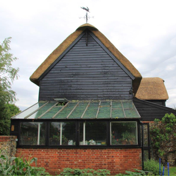 Shrubs Farm Hilary Brightman conservation architect listed buildings Essex East Anglia