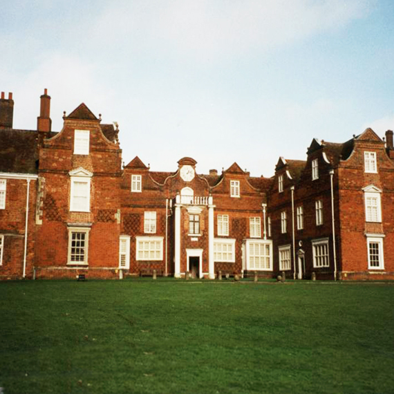 Christchurch Mansion Hilary Brightman conservation architect listed buildings Essex East Anglia