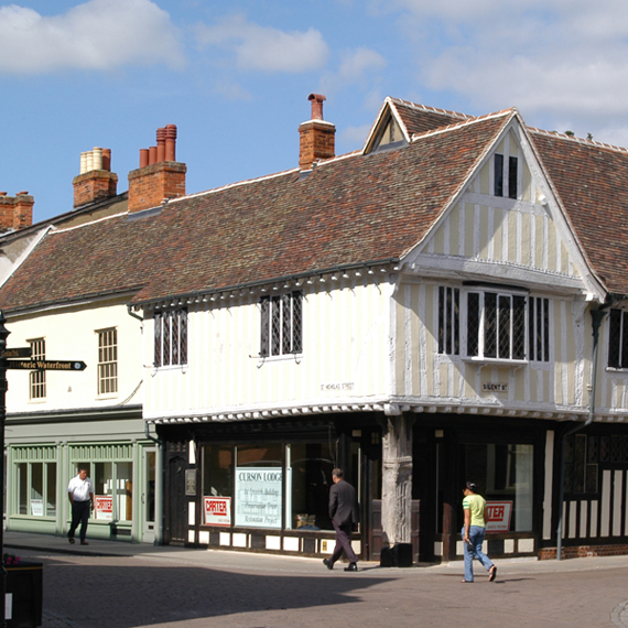 Curzon Lodge Hilary Brightman conservation architect listed buildings Essex East Anglia