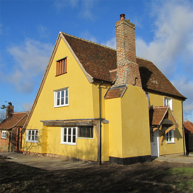 Bullocks cross Hilary Brightman conservation architect listed buildings Essex East Anglia