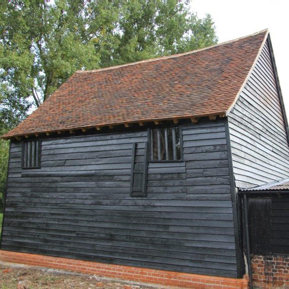 Tey Brook Farm Hilary Brightman conservation architect listed buildings Essex East Anglia