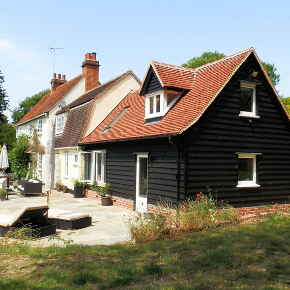 Hilary Brightman conservation architect listed buildings Essex East Anglia